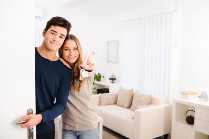 programma di alloggio per giovani famiglie