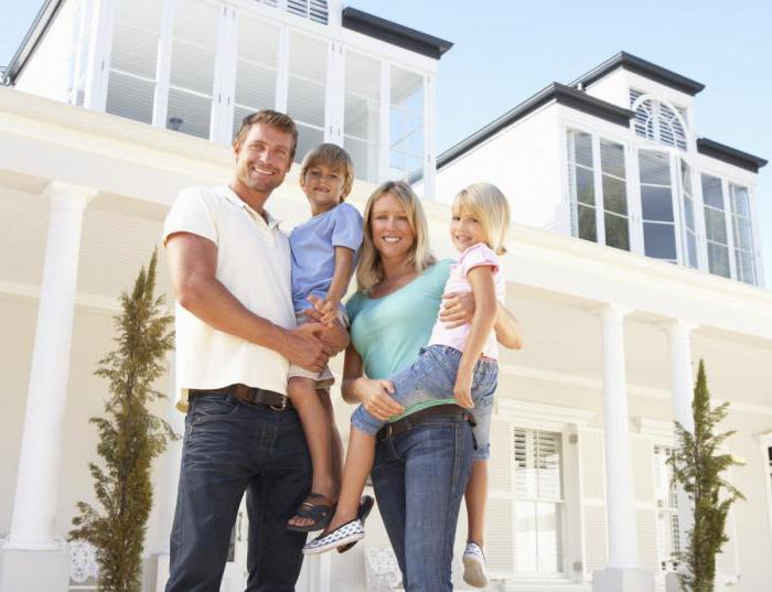 prestiti per l'alloggio di giovani famiglie
