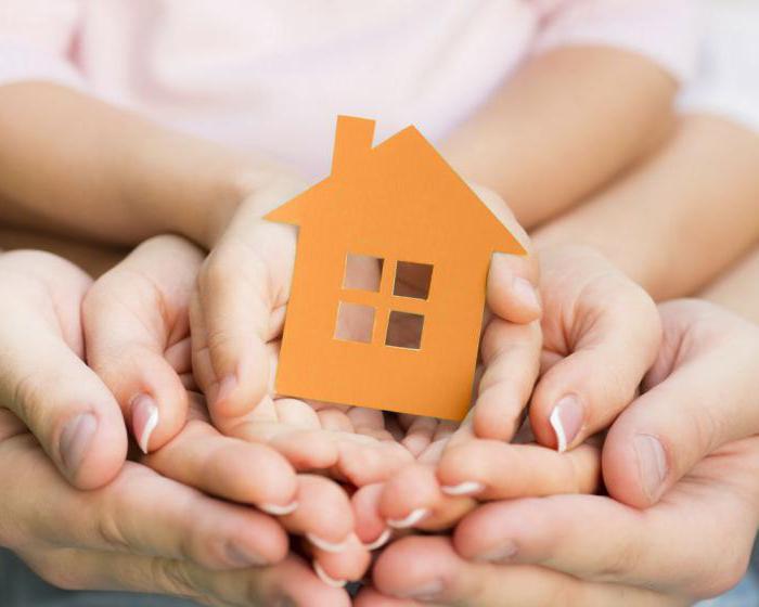 ottenere una casa per una giovane famiglia