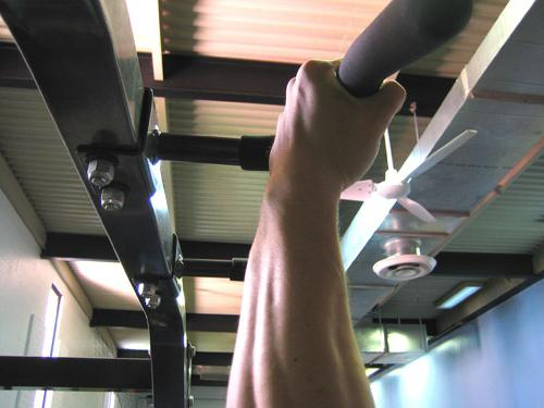 biceps pull-ups