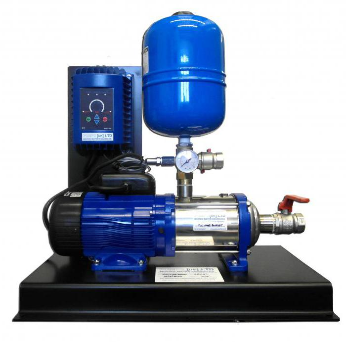 циркулациона пумпа за довод воде