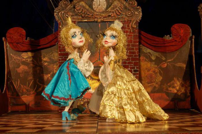 lutkarsko kazalište Volgograd