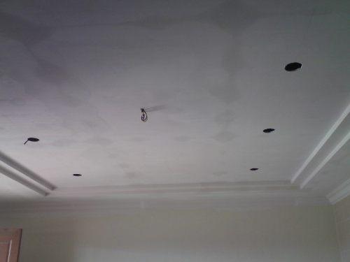 malování stropu