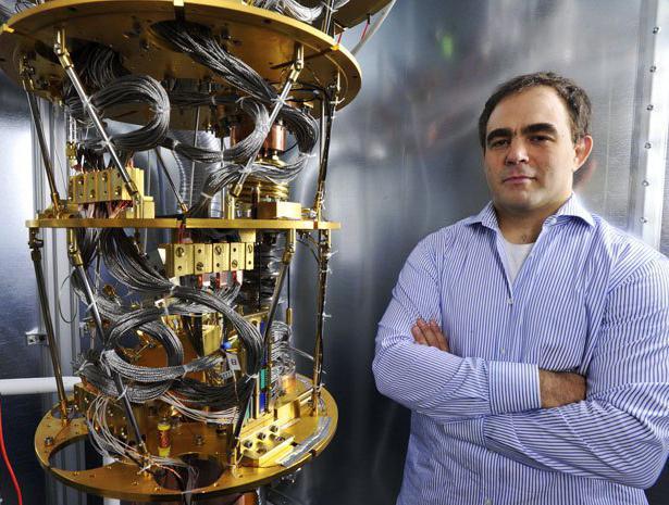 principio operativo del computer quantistico
