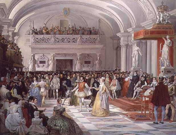 Ritratto di Margarita di Navarra