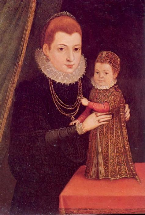 Mary Stuart Queen of Scotland