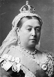 Victoria Queen iz Velike Britanije
