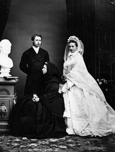 Kraljica Viktorija i Albert