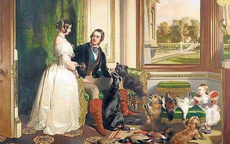 Kraljica Viktorija i princ Albert