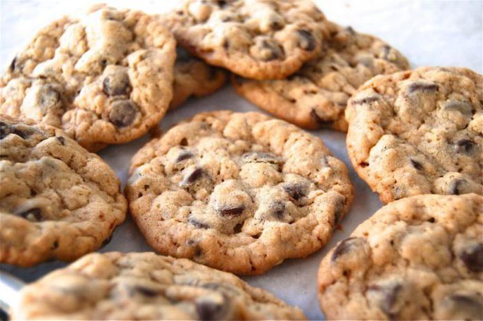 semplici ricette di biscotti a casa