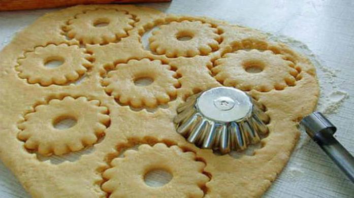 ricette di biscotti semplici a casa foto