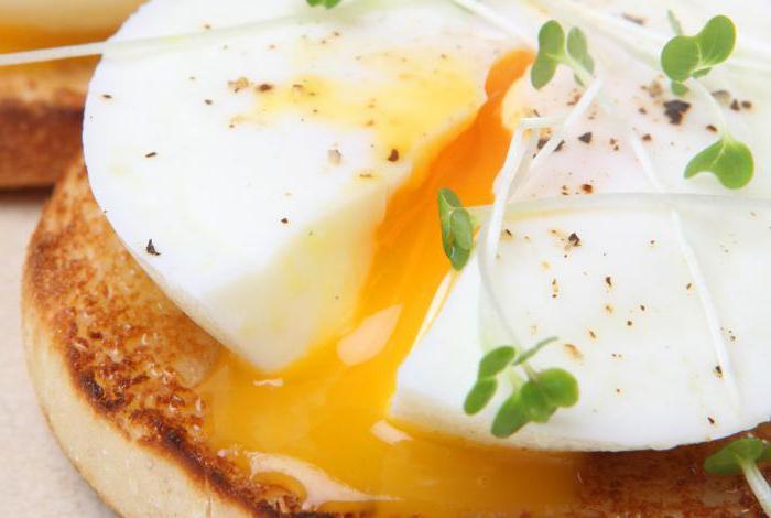 colazione veloce a base di uova