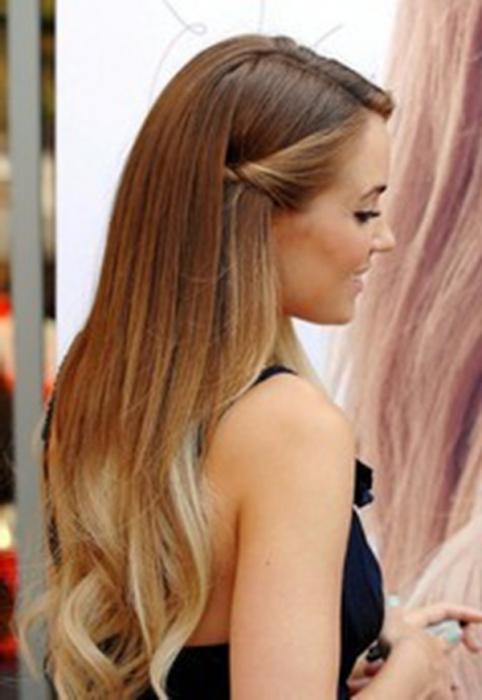 Szybkie Fryzury Na Długie Włosy Zrób To Sam Zdjęcie