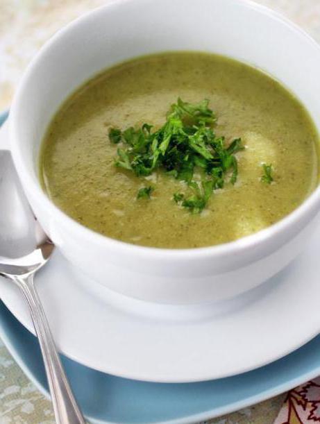zuppa di coniglio in una ricetta fornello lento