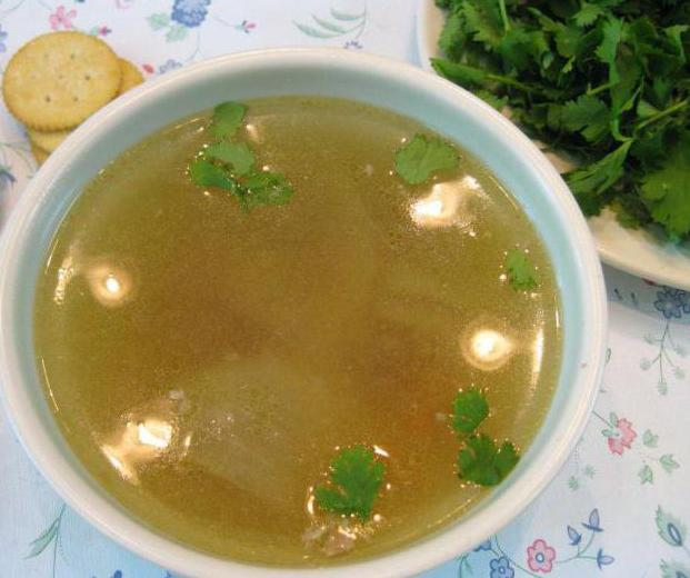 ricette di zuppa di coniglio per bambini