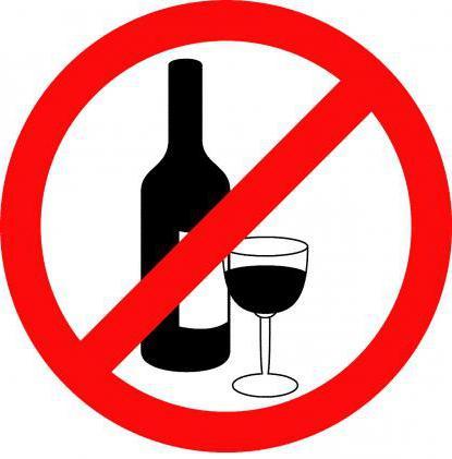Szczepionka przeciw wściekliźnie i alkohol