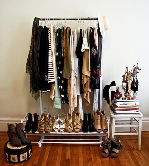 stalak za odjeću to sami