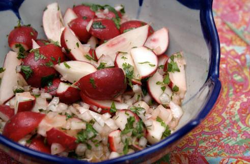 rotkvica salata s jajima