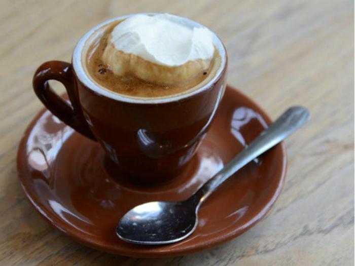Раф кафе у дома