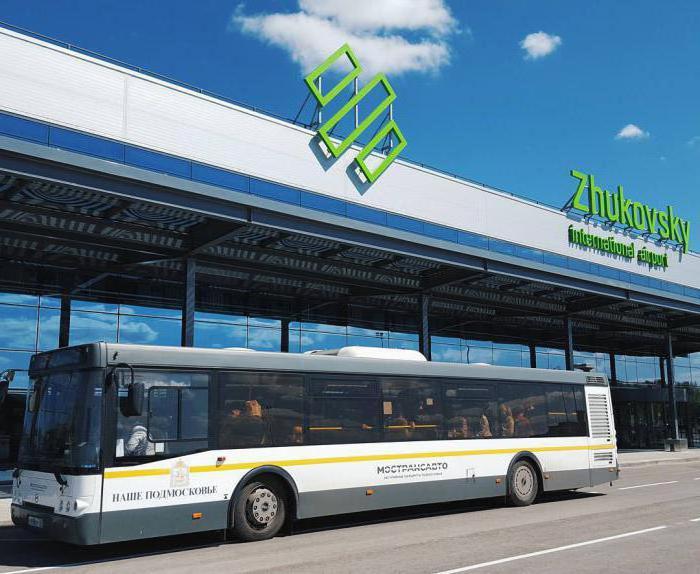 kako doći do zračne luke Ramenskoe