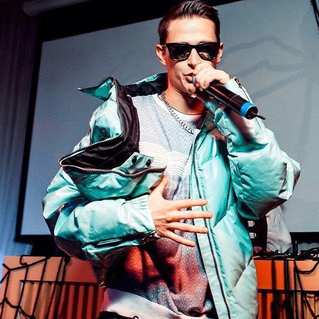 Artista rap di biografia di Kravts