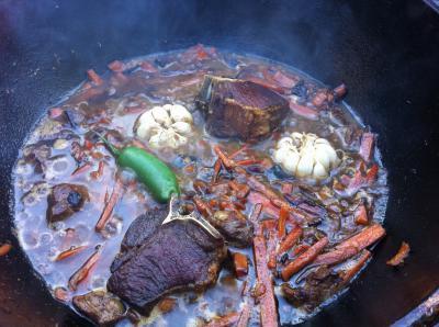 Kako kuhati Uzbek pilaf