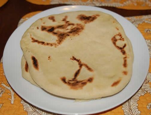 Armenian Lavash Recipe