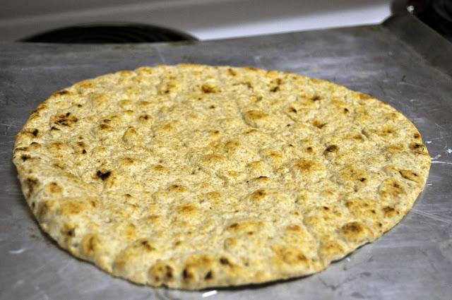 jak vařit arménské lavash