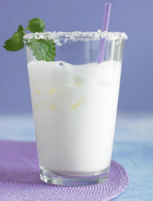 Mleko ayran