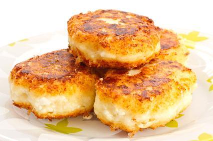пържени чийзкейси класическа рецепта за готвене в тиган