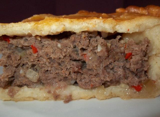 Osetijski recept za mesni kolač