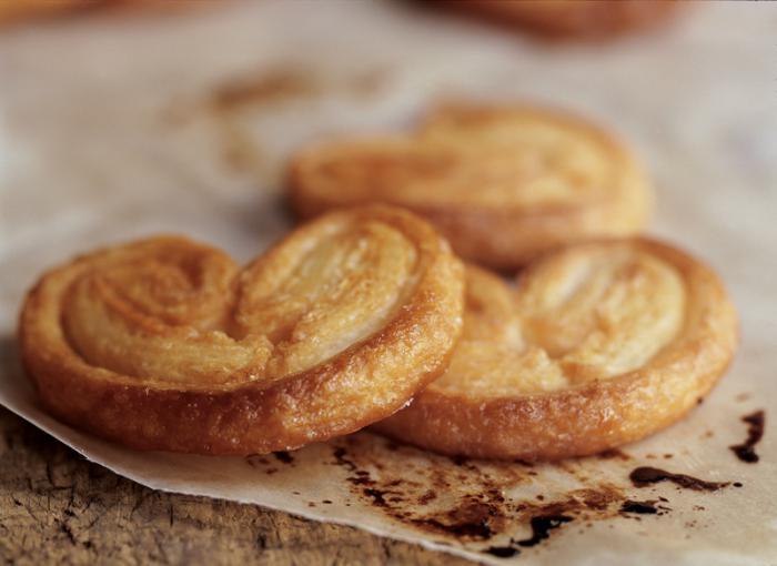 колачиће од лиснатог теста