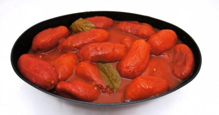 recept paradižnik v lastnem soku brez sterilizacije za zimo