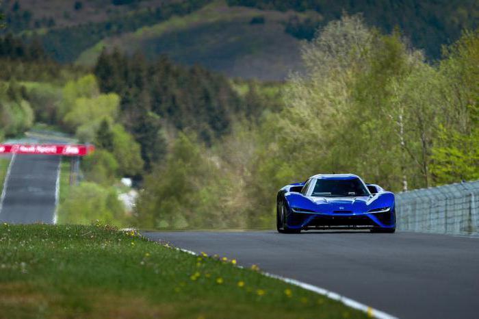 Absolute Record Nurburgring