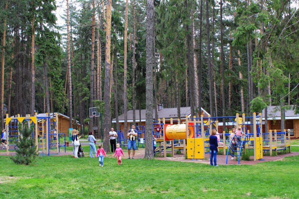 Centro ricreativo smeraldo Nizhny Novgorod