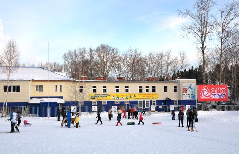 Център за отдих Динамо Перм