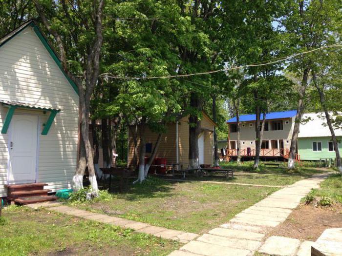 centri ricreativi Primorye Island Russian