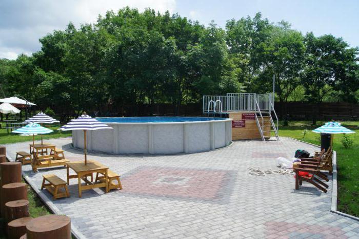rekreacijski centar azurna obala vladivostok shamora