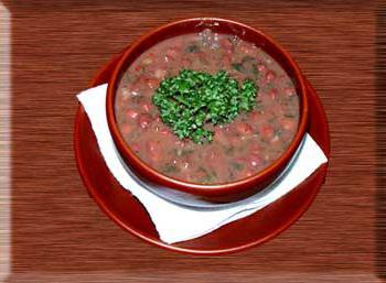 Lobio recept crvenog graha