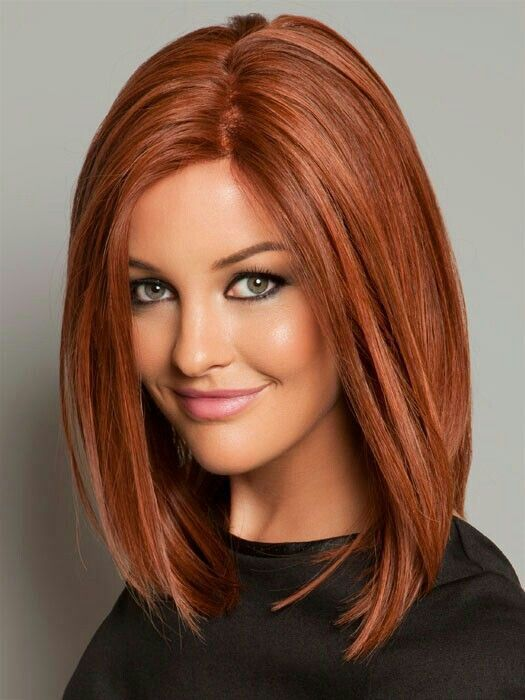 Colore dei capelli - sfumature rosse