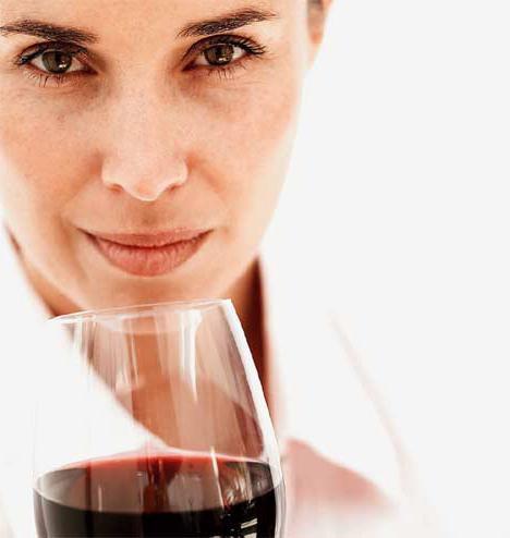 црвена вина