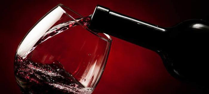 употреба црног вина
