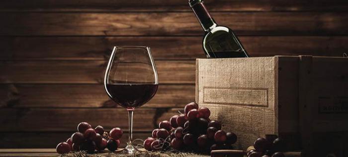 црвена столна вина