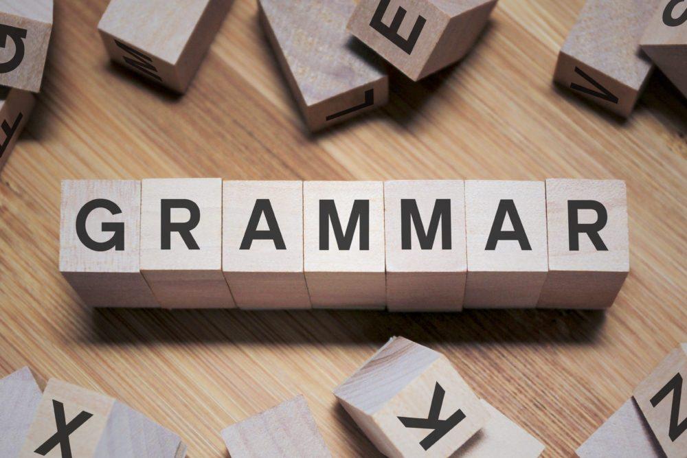 Caratteristiche grammaticali
