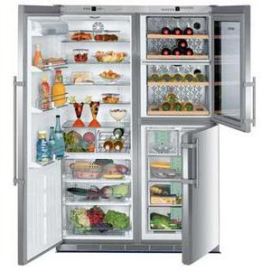 Consumo di energia del frigorifero