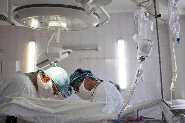 Zdravniki Regionalna bolnišnica Stavropol