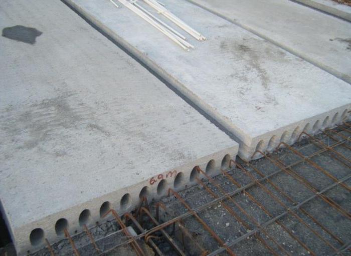 сглобяеми бетонни плочи