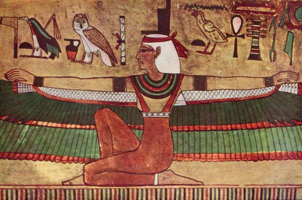 dei e miti dell'antico Egitto