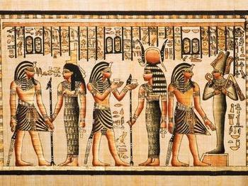 tutti gli dei dell'antico Egitto