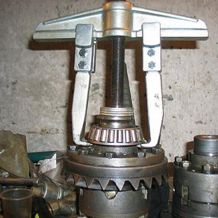 reduktor zadnje osi VAZ-2107